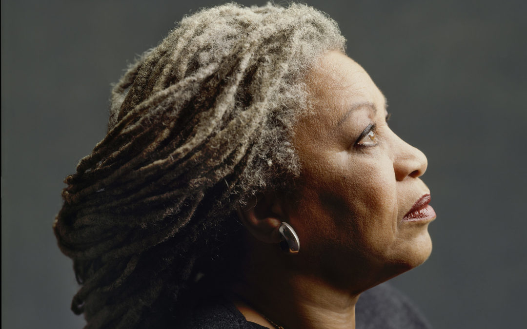 Remembering Ms. Toni Morrison and her 10-word  Tutoring Session with me