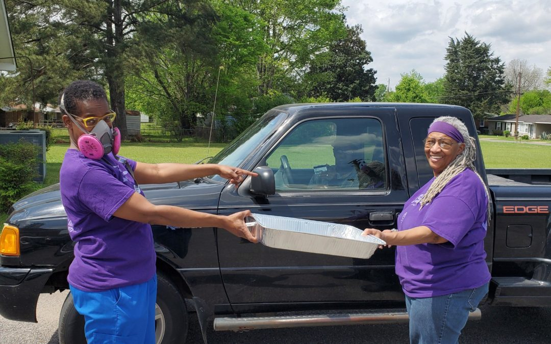 Tuscaloosa: Feeding 500
